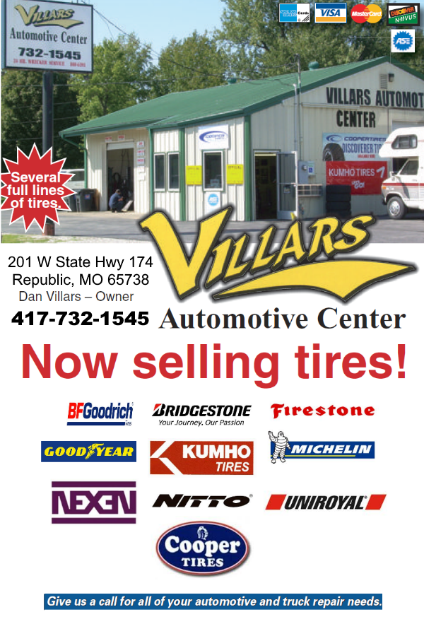 Villars Automotive Center LLC